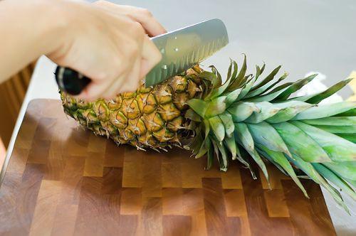 Как дозреть ананасу в домашних условиях