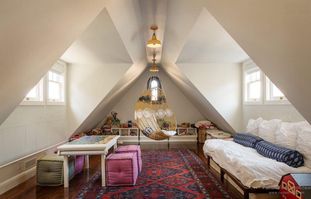 Детская комната в дачном доме