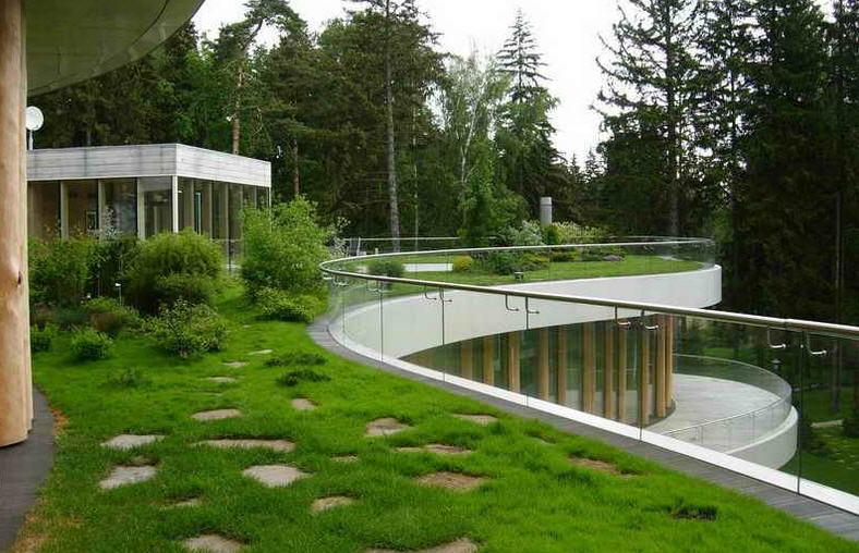Как создать прекрасный сад на крыше дома