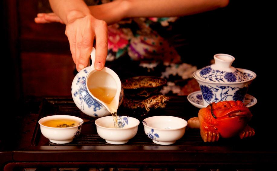 Волшебный мир чая