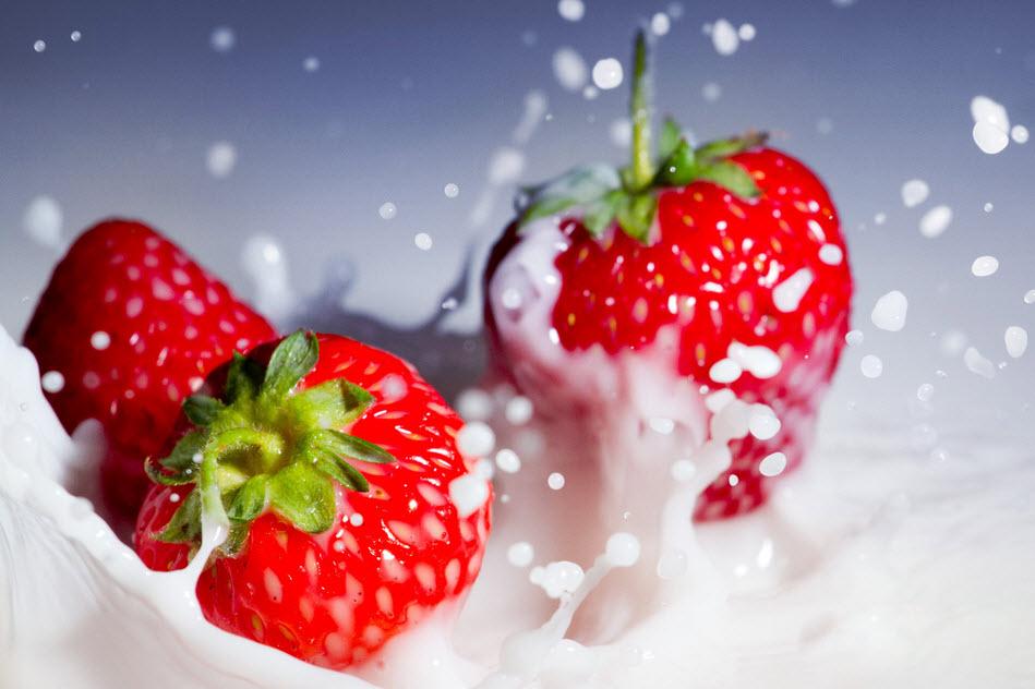 Клубника вкусная и лечебная ягода