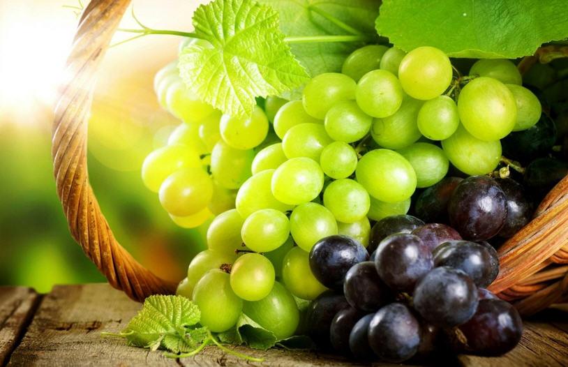 виноград и его польза