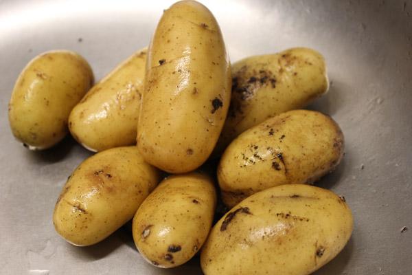 Как сажать картошку
