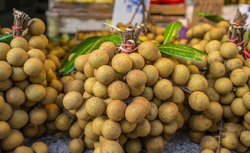 Лонган или (Лам Яй), хранение, полезные свойства и как едят