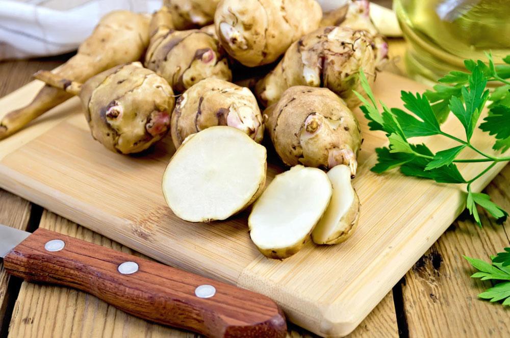 Вкусные рецепты из топинамбура