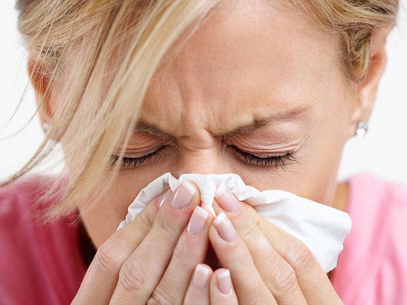 лечение насморка чесноком